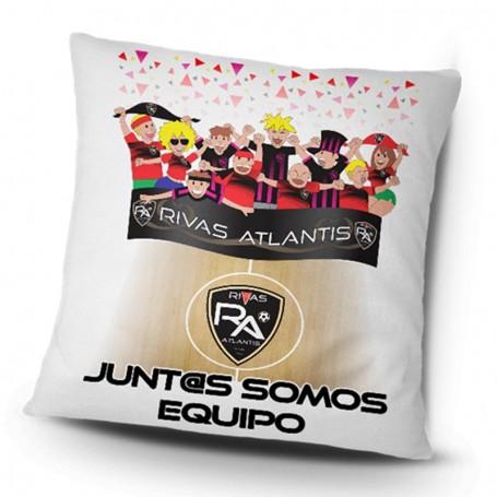 COJIN AFICION RIVAS ATLANTIS F.S.
