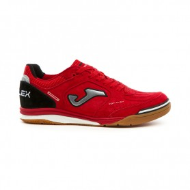 ZAPATILLAS JOMA TOP FLEX NOBUCK 826 RED