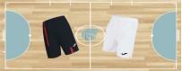 bermudas textil ropa deportiva