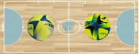 Balones de fútbol sala, de la marca Joma, patrocinador oficial de la liga nacional de fútbol sala, balón original y balón réplica para todos los publicos deportivos.