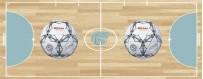 Balones de fútbol sala Mikasa