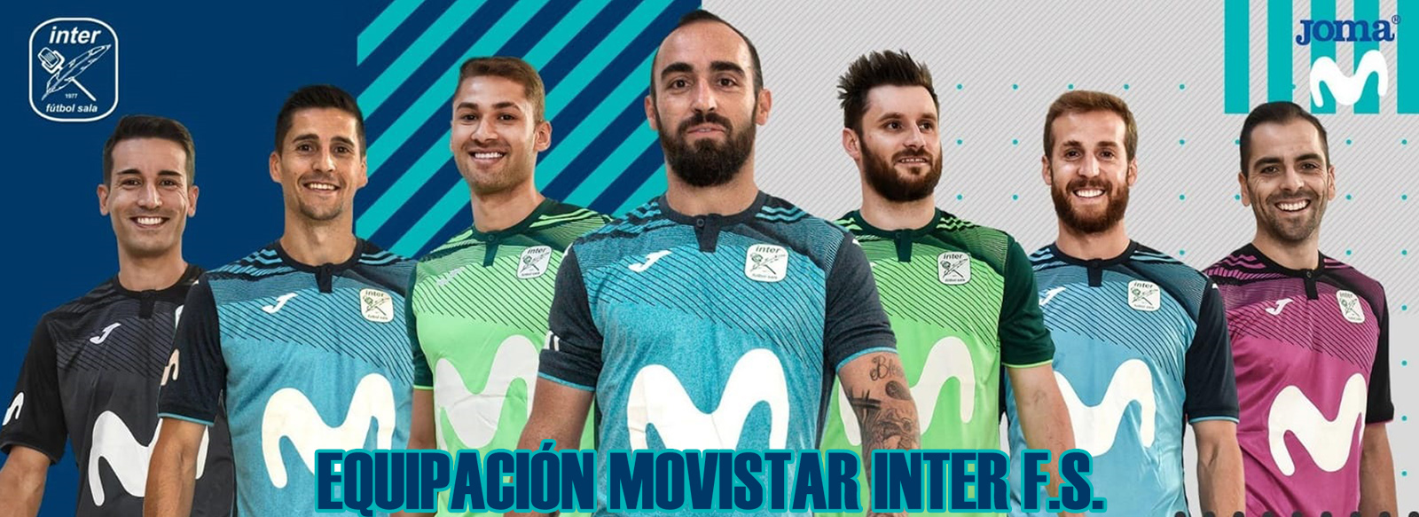 Equipaciones Inter Movistar